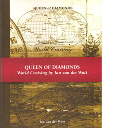 Books we have written - Queen of Diamonds: world cruising