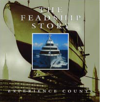 Books we have written - The Feadship Story