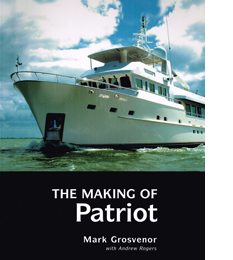 Books we have written - The Making of Patriot