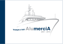 Books we have written - Voyages of M Y AlumerciA